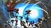 Arte Sábia - Grande Bola Rasengan (Naruto - Game)