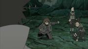 Chōji e Shikamaru param Ino