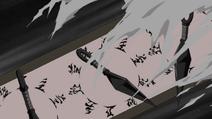 Deslacramento - Kunai (Tenten - Anime)