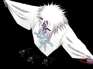 Jutsu del Portador de la Oscuridad Manga