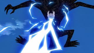 Lightning Release False Darkness
