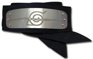 Missing nin headband
