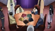Primeira Reunião dos Cinco Kage (Anime)