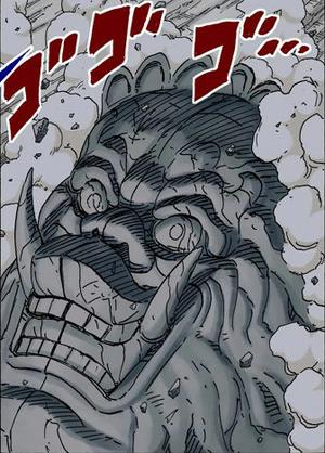 Elemento Madera Jutsu de Hōbi Manga