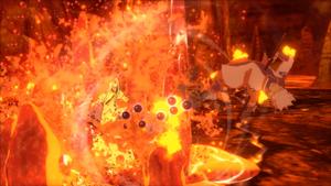 Escudo de Piel de Raton de Fuego