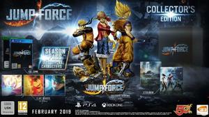 JUMP Force edicion especial