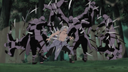 Kimimaro resuscitato vs samurai