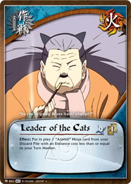 Leader of the Cats