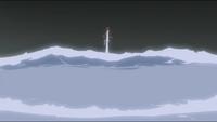 Liberação de Água - Onda de Água Selvagem (Nagato)