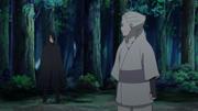 Shin surpreende Sasuke