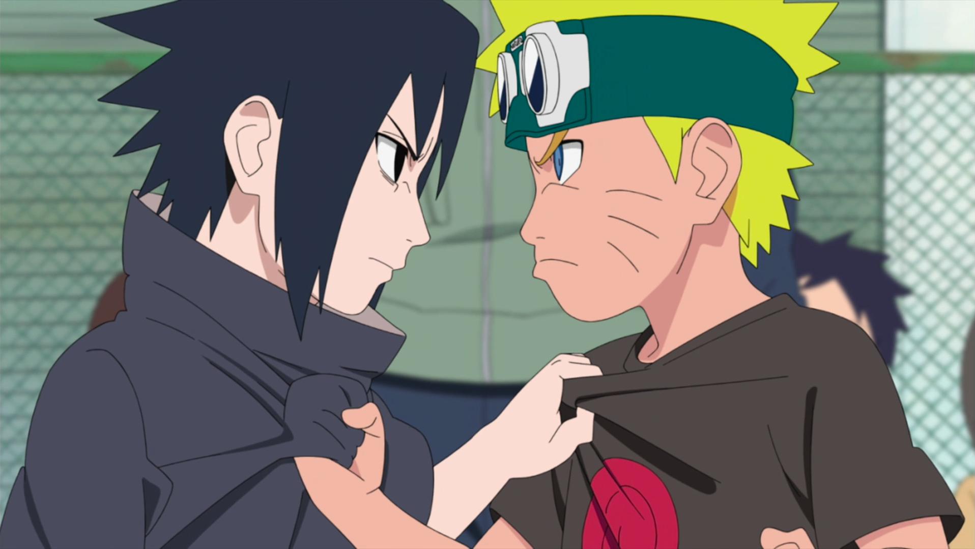 Image result for naruto and sasuke