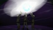 Gran Bola Rasen Shuriken Anime