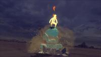 Invocação Técnica do Cesto de Compra Destruidor (Naruto - Game)