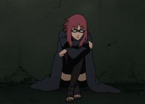 Jutsu Supresion de Chakra Anime
