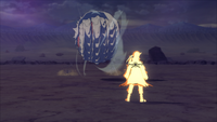 Projétil Saltitante da Concha Torre (Yagura - Game)