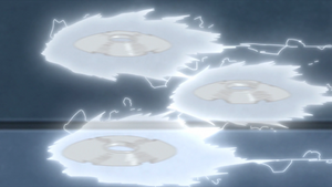 Relámpago Triple Anime