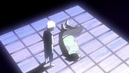 Sakumo comete suicidio