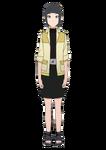 Tsuru Itoi (Genin - Render)