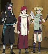 Hermanos de la Arena Parte II Anime