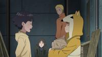 Himawari's kindness