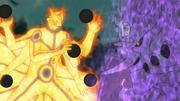 La batalla entre hermanos, Asura vs Indra