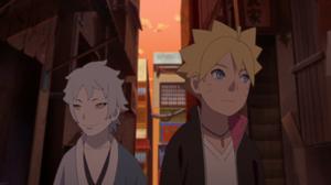 Mitsuki & Boruto