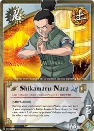 Shikamaru FotS