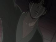 Haku's dad cries