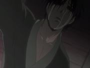 Haku's dad cries