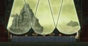 Hinata and Toneri notice Hamura's temple
