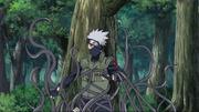 Kakashi é capturado