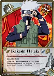Kakashi WoW