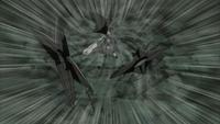 Shurikens na outra dimensão
