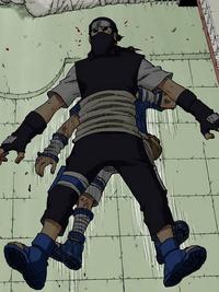 Sombra da Folha de Sasuke (Mangá Colorido)