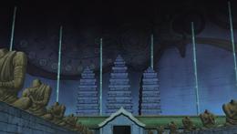 Templo Bestia con Cola
