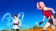 Ameno vs Sakura