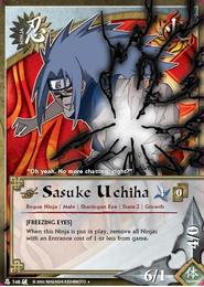 Sasuke BP