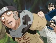 Sasuke contre Zaku