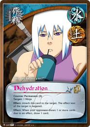 Dehydration TP2