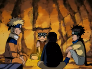 El Equipo Naruto