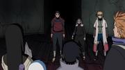 Hashi fala com Sasuke