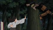 Neji vs. Mecha-Naruto