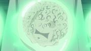 Shukaku recém-nascido