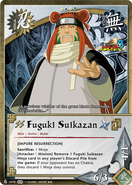 Carta Naruto Storm 3 Fuguki Suikazan