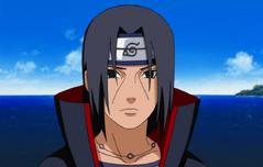 Itachi Uchiha Parte I y II Anime