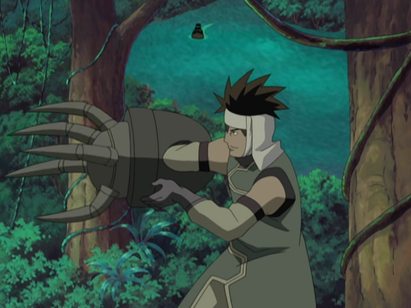 Image - Mechanical Drilling Arm.png | Narutopedia | FANDOM ...