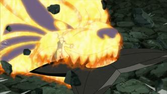 Naruto-kurama head