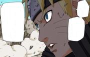 Naruto decide lutar (Colorido)