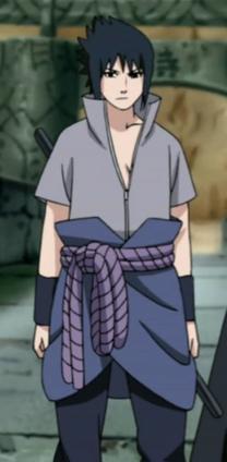 Sasuke Część II Wygląd