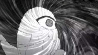 Sharingan Space Time Ninjutsu